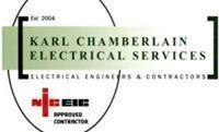 Karl Chamberlain Electrical Services logo